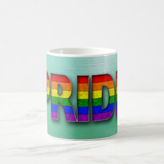 Pride Colors - Green Coffee Mug