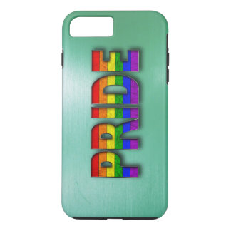 Pride Colors - Green iPhone 7 Plus Case