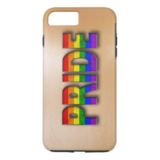 Pride Colors - Orange iPhone 7 Plus Case