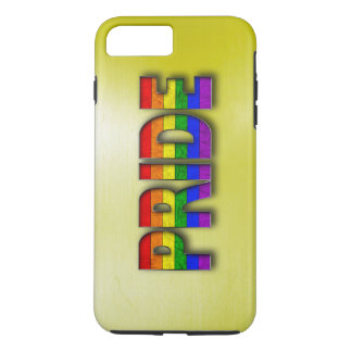 Pride Colors - Yellow iPhone 7 Plus Case