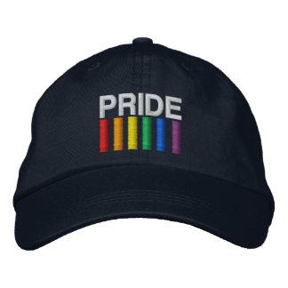 Pride Embroidered Baseball Caps