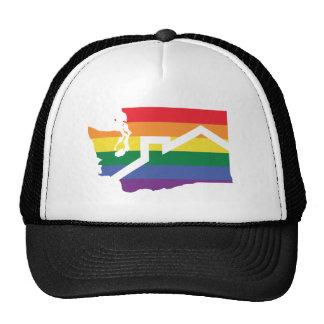 Pride Hat, Logo Only Cap