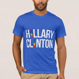 Pride Hillary Clinton -- LGBT - T-Shirt