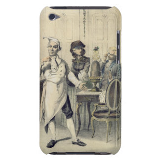Pride in the Kitchen, from a series of prints depi Case-Mate iPod Touch Case