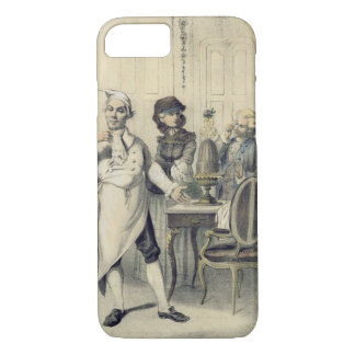 Pride in the Kitchen, from a series of prints depi iPhone 8/7 Case