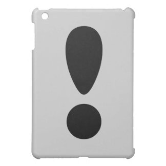Pride Letter Exclamation.PNG iPad Mini Cover