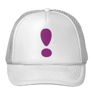 Pride Letter Exclamation Purple.png Hat