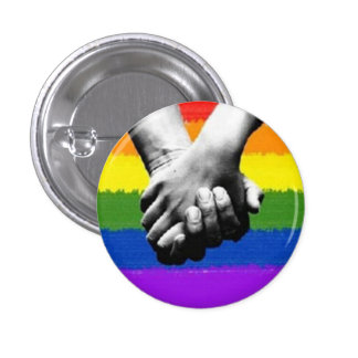 Pride LGBT 3 Cm Round Badge