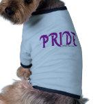Pride Logo Dog T-shirt