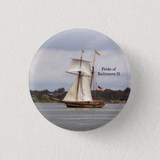 Pride of Baltimore II button