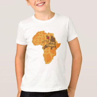 Pride of Ethiopia - Crossing the Continent T-Shirt