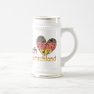 Pride of Germany Beer Steins