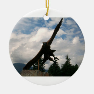 PRIDE OF LIBBY, MONTANA! CHRISTMAS ORNAMENT