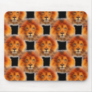 Pride of Lions Mouse Mat
