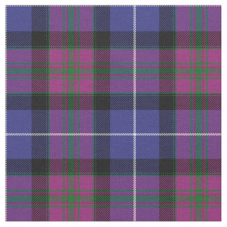 Pride Of Scotland Fashion Tartan Print Fabric