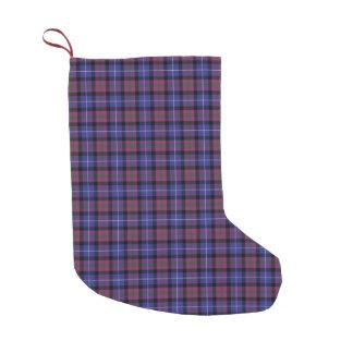 Pride Of Scotland Fashion Tartan Small Christmas Stocking