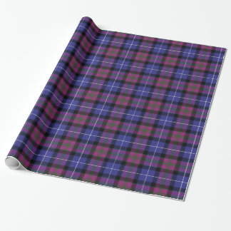 Pride Of Scotland Fashion Tartan Wrapping Paper