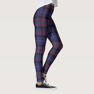 Pride of Scotland Tartan Plaid Leggings