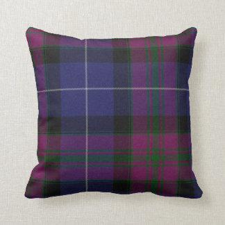 Pride of Scotland Tartan Plaid Pillow Cushions
