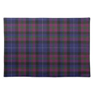 Pride of Scotland Tartan Plaid Placemat