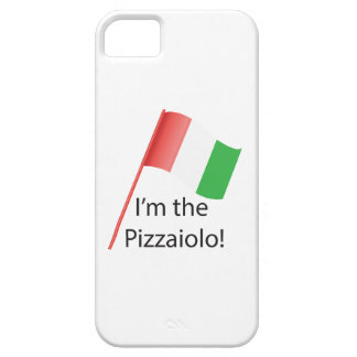 Pride Pizzaiolo Barely There iPhone 5 Case