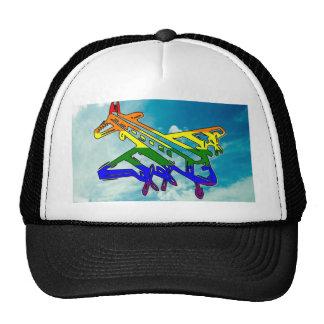 Pride Plane Cap