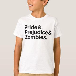 Pride & Predjudice & Zombies 2 T-Shirt