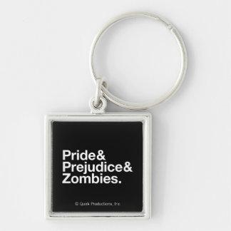 Pride & Predjudice & Zombies Key Ring
