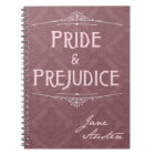 Pride & Prejudice Notebook