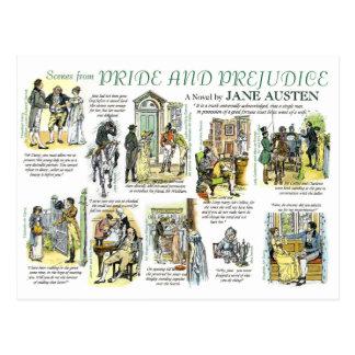 Pride & Prejudice Postcard