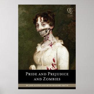 Pride Prejudice & Zombies Cover Poster