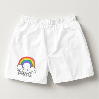 PRIDE RAINBOW & CLOUDS Boxers
