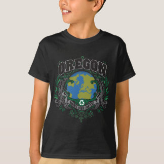 Pride Recycle Oregon T-Shirt