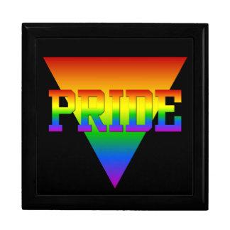 Pride Triangle gift / jewelry box