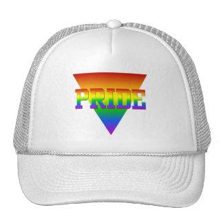 Pride Triangle hat - choose color