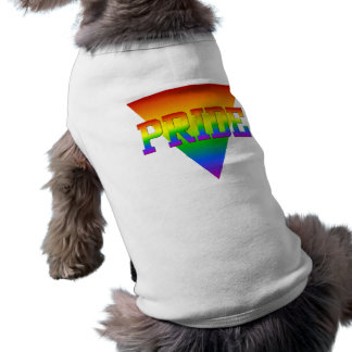 PRIDE TRIANGLE pet clothing