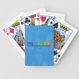 PRIDESIDE® Bicycle Playing Cards