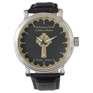 Priest Anniversary 15th 20th 25th 30th 40th 50th Watch