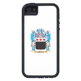 Priest Coat of Arms - Family Crest iPhone 5 Case