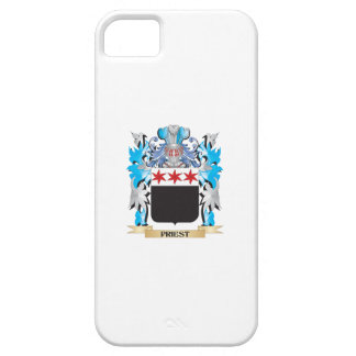 Priest Coat of Arms - Family Crest iPhone 5 Cover