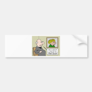 priest confessional video games bumper stickers