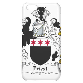 Priest Family Crest iPhone 5C Cases