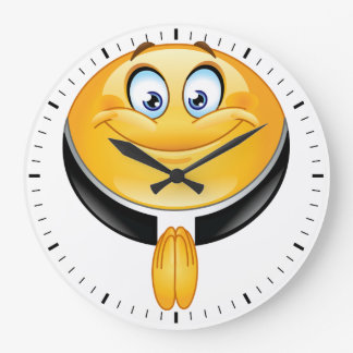 Priest Father O'Time Clock
