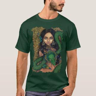 Priestess of Quetzalcoatl Shirt aztec dragon mayan