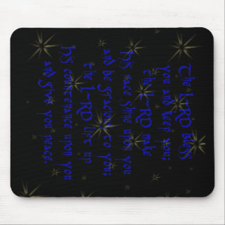 Priestly Blessing Mouse Pad