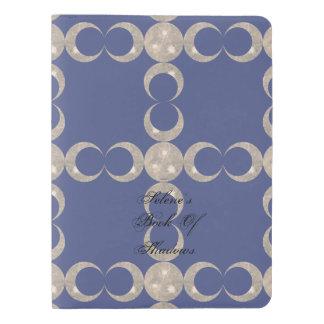 Prim Five Moons Pttrn BoS Lg. Trvl BOS Choose Col. Extra Large Moleskine Notebook