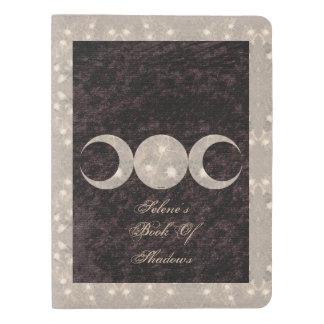 Prim Moon BoS Lg. Travel BOS Grimoire Extra Large Moleskine Notebook