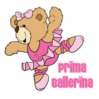 Prima Ballerina Bear Photo Cut Outs