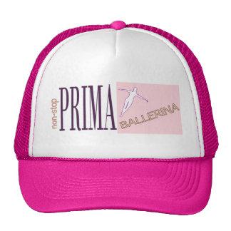 Prima Ballerina Cap