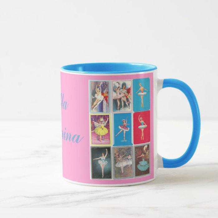 prima ballerina mug